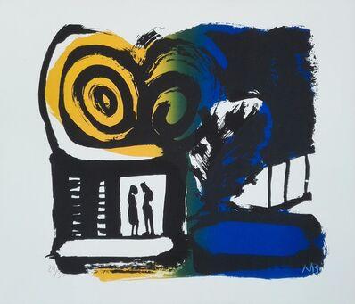 Juan Navarro Baldeweg, 'House', 2003