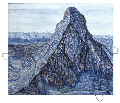 Thitz, 'Utopian Civilization at Mt. Eiger', 2018