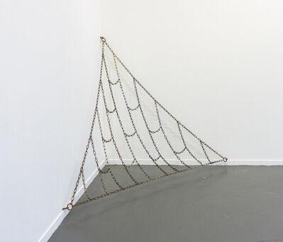 Mathias Weinfurter, 'proprietas (corner)', 2019