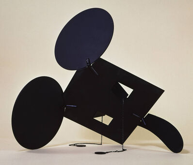Claes Oldenburg, 'Geometric Mouse-Scale C', 1971