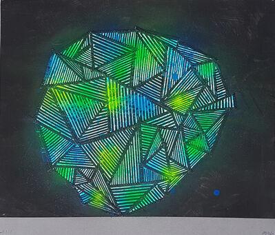 David Batchelor, 'Atomic Drawing 218', 1997-2019
