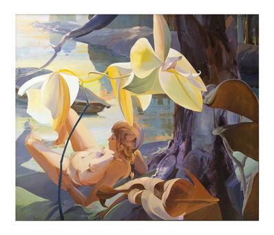 Richard Lytle, 'Eos', 1990