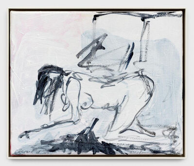 Tracey Emin, 'Because of us', 2018