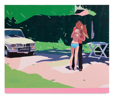 Guy Yanai, 'Claire and Her Boyfriend', 2021