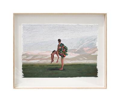 Javier Ruíz Pérez, 'La hierba crece de noche II', 2020