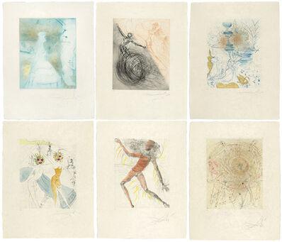 Salvador Dalí, 'Hippies', 1969-1970