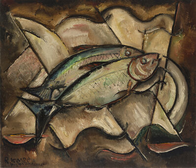 Reimond Kimpe, 'Vissen', 1932