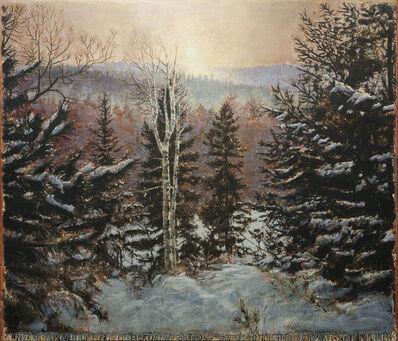 Jacques Payette, 'Paysage d'hiver', 2014