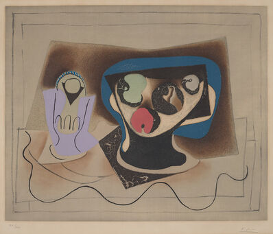 After Pablo Picasso, 'Le Verre d'absinthe (Absinthe Glass)', 1972
