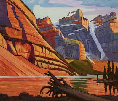 Nicholas Bott, 'Moraine Lake', 2018