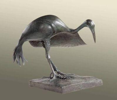 Elliot Offner, 'Leaning Crane #1', 2005