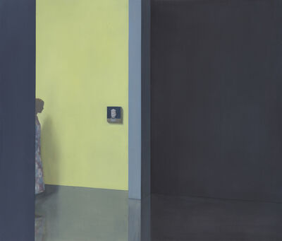 Tim Eitel, 'Interior with Crown (King)', 2017