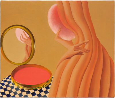 Sascha Braunig, 'Study for La Poupée', 2016