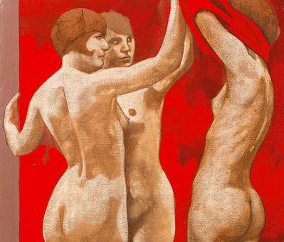 Tarik Berber, 'Toxic Cadmium 4', 2016
