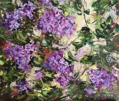Diana Malivani, 'Lilac ', 2018