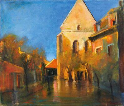 Adrian Ghenie, 'Untitled (Strada Mihail Kogalniceanu in Cluj)', 1998