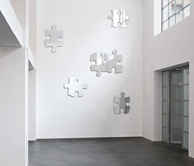 Mona Hatoum, 'Puzzled, from Wall Works', 2009