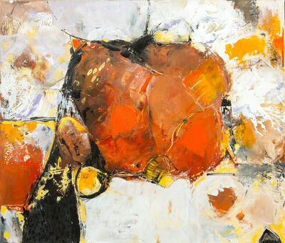 Bogdan Dyulgerov, ' Bug from the red moon', 2018