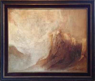 Byron Galvez, 'Paisaje Rocoso - Rocky Landscape', ca. 1972