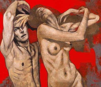 Tarik Berber, 'Toxic Cadmium 8', 2016