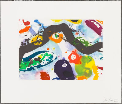 Sam Francis, 'Untitled SFE-112', 1994