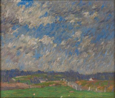 Robert Spencer, 'Windy Day'
