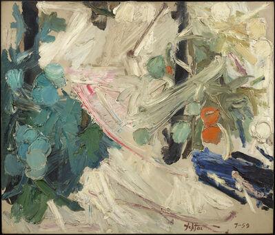 Manoucher Yektai, 'Tomato Patch, Midsummer', 1959