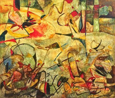Gui Lessin, 'Aquarius', 2005