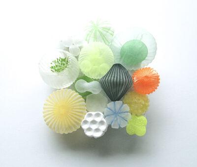 Mariko Kusumoto, 'Gathering Green', 2020