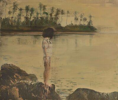 Andy Denzler, 'Liquid Palm Trees #I', 2021