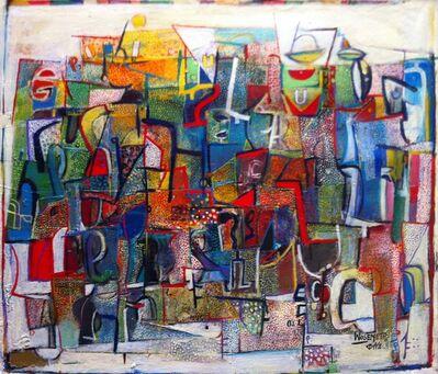 Wosene Worke Kosrof, 'I Love Spring II', 2011