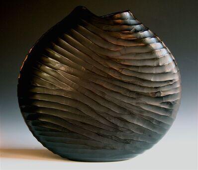 Massimo Micheluzzi, 'black carved', 2009