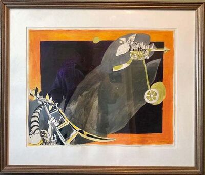 Naftali Bezem, 'Untilted', 1970-1979