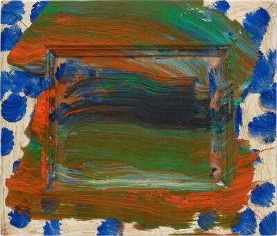 Howard Hodgkin, 'High Tide', 2012