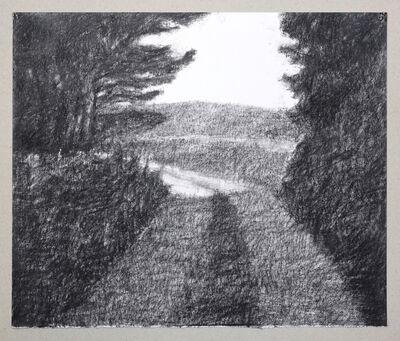 Keith Wilson, 'Light Falling,  Drawing 1', 2017