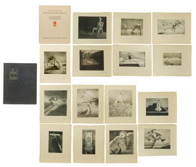 Alfred Kubin, 'Weber Portfolio (portfolio of 15 prints)'
