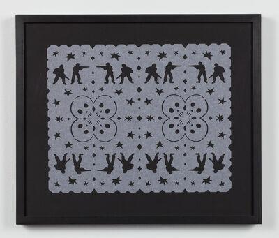 Mona Hatoum, 'Untitled (cut-out 11)', 2009