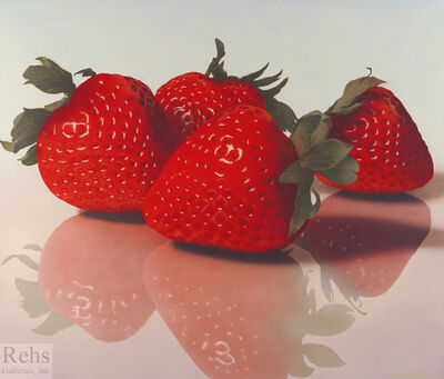 John Kuhn, 'Strawberries', 2008