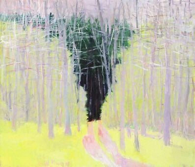 Wolf Kahn, 'Path Through Undergrowth', 2002