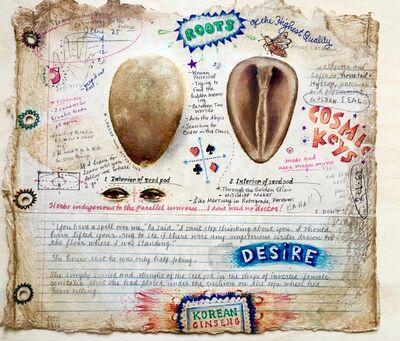 Renée Stout, 'Botanical Illustration #2', 2019