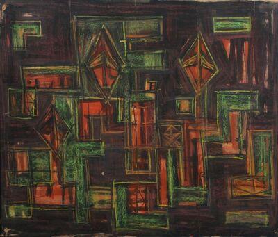 Rasheed Araeen, 'HYD V', 1963