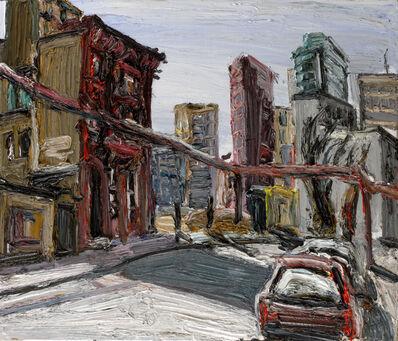 Christopher Lehmpfuhl, 'Hinter Dem Potsdamer Platz', 2010