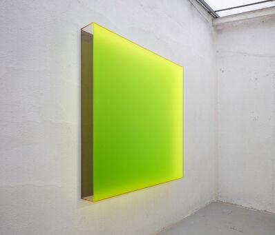 Regine Schumann, 'Colormirror farbrausch I', 2010