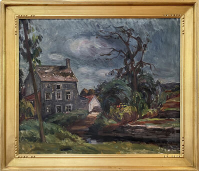 Louis Ritman, 'The Gray House', 1915-1945