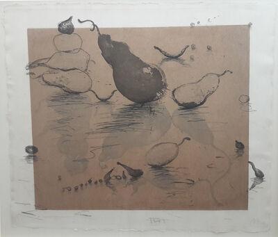 Miquel Barceló, 'Fruits', 1988