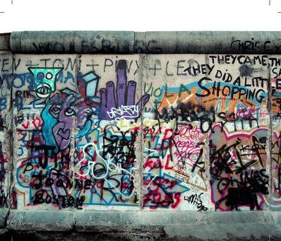 Michel Hosszu, 'MUR DE BERLIN – 13', 1990
