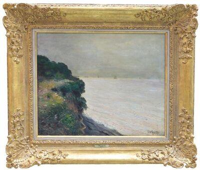 Alfred Sisley, 'La baie de Langland', 1897