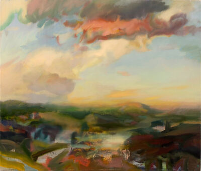 Jeffrey Beauchamp, 'Bridge Out, Race On', 2014