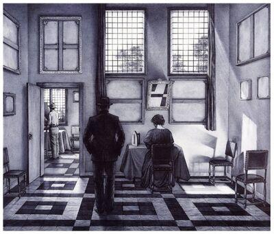 Giuseppe Stampone, 'Voluntary Quarantine', 2020