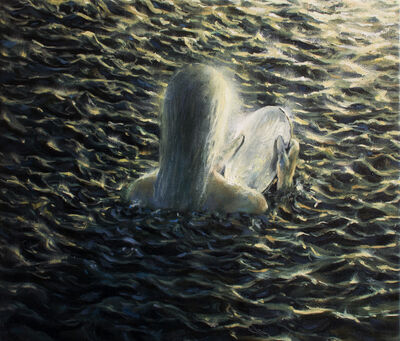 Andrei Gamart, 'Catching the River', 2018